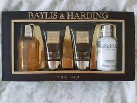 SEALED Baylis & Harding Set HIM
