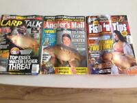 Fishing Magazines - 3
