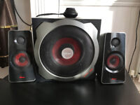 Trust Tytan 2.1 Speaker System with Subwoofer 120W