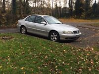 **low mileage** Vauxhall omega mot till may 2018 very low miles of 89000