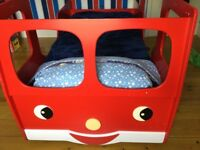 Fire Engine Bed Frame