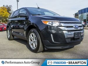 2011 Ford Edge SEL. ROOF. DUAL AC. PWR/HEATED SEATS