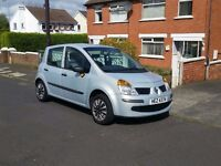 2006 RENAULT MODUS 1.2 - FULL YEAR MOT - DELIVERY AVAILABLE - P/X TRADE IN SWAPS WELCOME