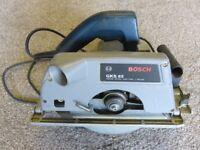 Bosch GKS65 circular saw 1200 watt. Good working condition