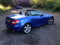 Head turning low mileage SLK in spotless condition.