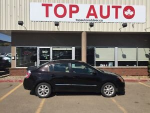 2011 Nissan Sentra 2.0 Great on fuel !