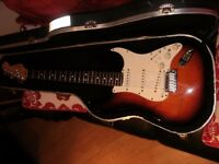 Fender 1995 American Standard/Roland ready Stratocaster