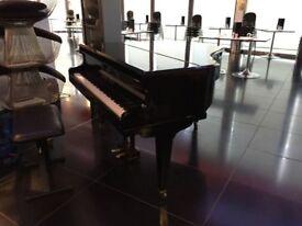 REAL BLACK GLOSS BABY GRAND PIANO DIGITAL CONVERSION
