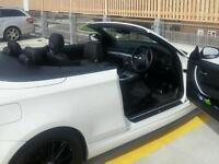Bmw 1 series convertable