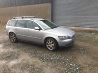 FOR BREAKING 2006 VOLVO V50 2.0D 6speed MANUAL, 2007 S60 2.4D5 ALL PARTS AVAILABLE