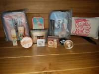 Swatched and New benefit make up