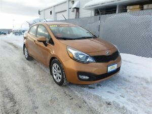2013 Kia Rio LX + Manual - $39/Week