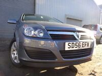 💥56 VAUXHALL ASTRA 1.4,MOT JULY 017,2 OWNER,2 KEYS,PART HISTORY,VERY RELIABLE FAMILY CAR💥