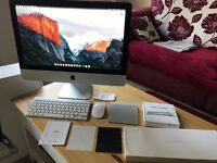 "Apple iMac - 2013, 21"", 2.7Ghz i5, 8GB, 1TB - Absolutely MINT condition."