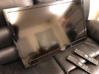 "32"" USED LOGIK TV HD READY LED L32HE12 FREEVIEW"
