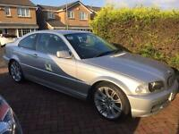 BMW 320ci Coupe Excellent All Round Condition