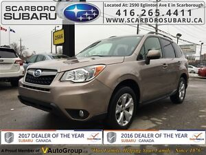 2014 Subaru Forester 2.5i Touring PKG,  FROM 1.9% FINANCING AVAI