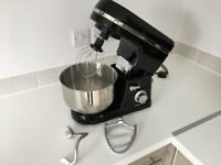 Morphy Richards mixer with bowl and extras