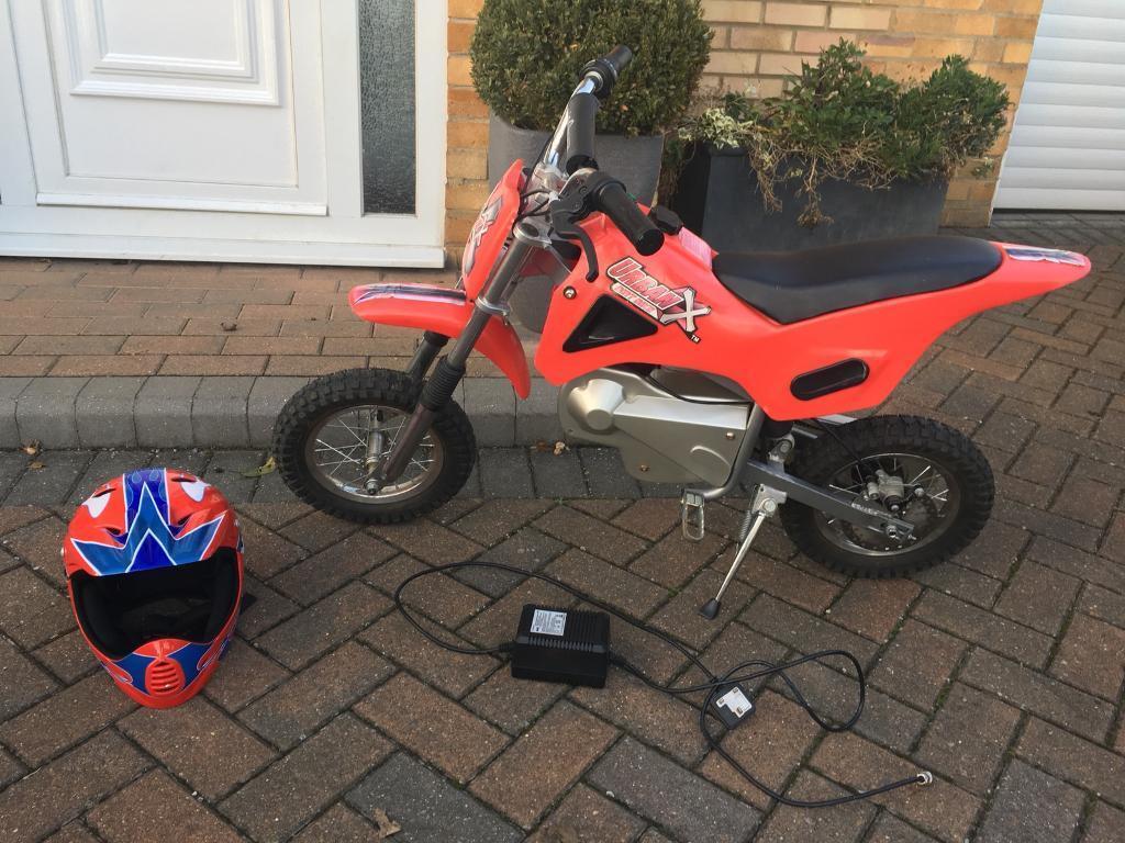 24V volt child's electric motorbike