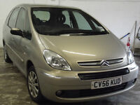 CITREON PICASSO 1.6 (LOW MILEAGE) SERVICE HISTORY