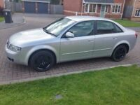 AUDI A4 2005. 1.9 TDI Selling my love just becouse leaving UK. Car was treated better then my women.