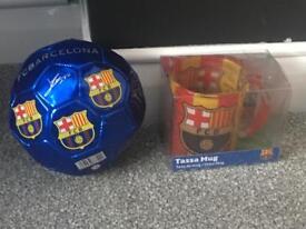Barcelona autographs