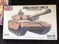 Challenger1 mk3 motor driven tank