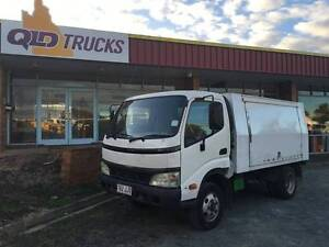 Hino Dutro Pantech Oxley Brisbane South West Preview