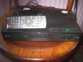 lg blueray dvd player full hd