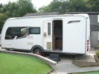 Coachman VIP 520/4 Caravan