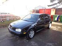 Volkswagen Golf City 2,0 2007 , garantie 6 mois inclus , 4950 $