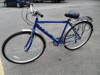 "Vermont 20"" Man's Hybrid Leisure Town Bike Brand New Fully Built"