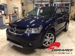 2017 Dodge Journey GT*AWD*CUIR*SI?GES CHAUFFANTS*7 PASSAGERS*