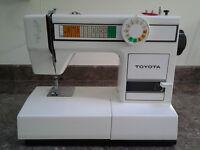 Toyota Sewing Machine Model 2440