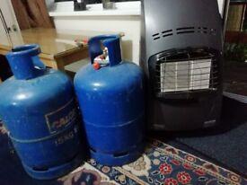 de longhi portable gas fire