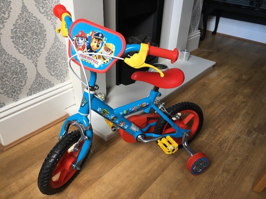 9d7a23d10ae Paw patrol- toddler bike-unused!!   in Hartlepool, County Durham ...