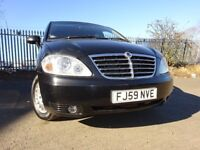 59 SSANGYONG RODIUS 270 SE 2.7 DIESEL**7 SEATER**MOT MARCH 019,2 OWNERS,PART HISTORY,STUNNING MPV