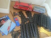 Play Mobil 4010 Remote Control Train Set With Lights