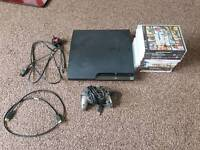 Ps3 console games controller cables all fully working!