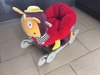 New Ride (Lotty) Rocking Animal