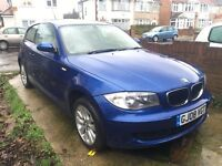 BMW 118d 2.0 2008, 88,000 Miles, Spares/Repairs, Needs Attention, Broken, HPI Clear