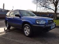 SUBARU FORESTER AWD in immaculate condition