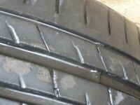 BMW 1 series 18 inch tyres
