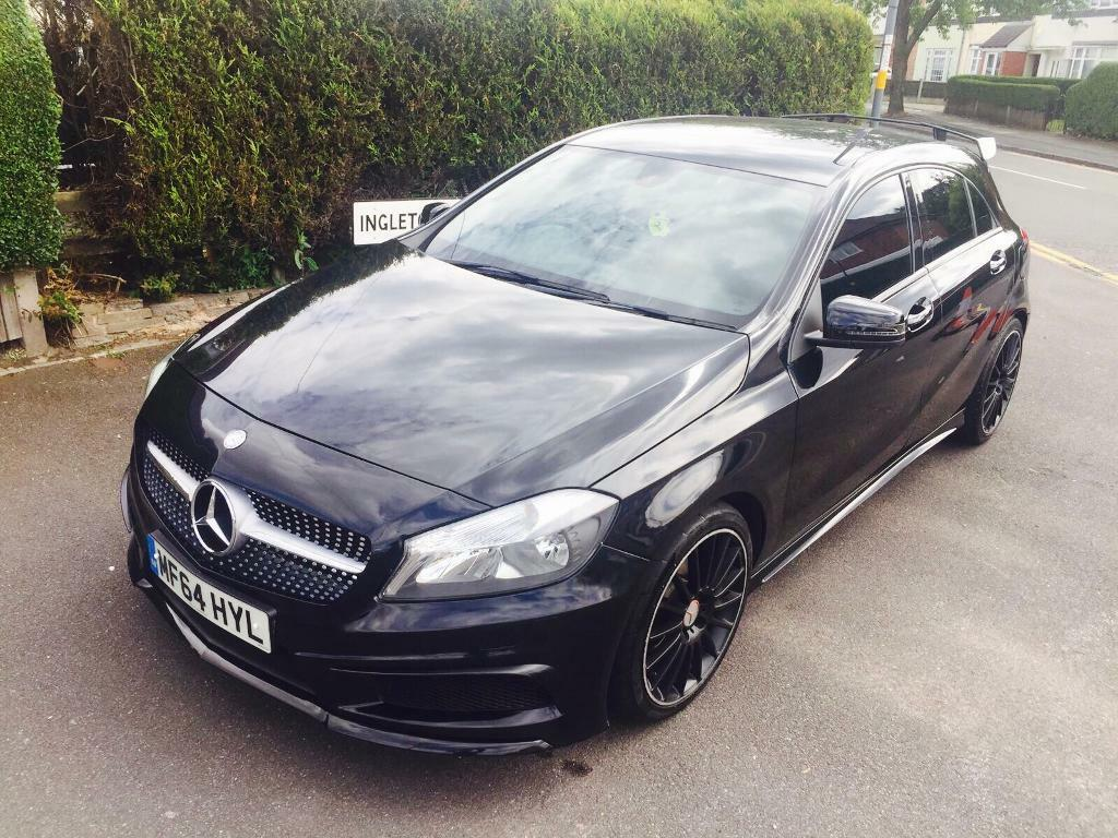 MERCEDES A CLASS A45 AMG REPLICA SUPERB BARGAIN VXR K1 RS STI AMG ...