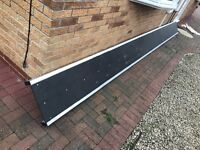 New Lightweight Alloy Staging Board 6M 450mm