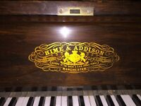 Upright Piano free to a good home. Collection only