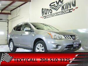 2012 Nissan Rogue SV / Sunroof / Heated Seating / All  Wheel / F