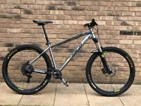 2016 Whyte 901 Hardtail Mountain Bike with Upgrades