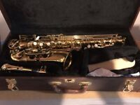 Arbiter Alto Sax in Ex condition comes with original case and accessories made in the 1970's