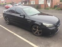 2005 BMW 525D SE M5 lookalike PX welcome